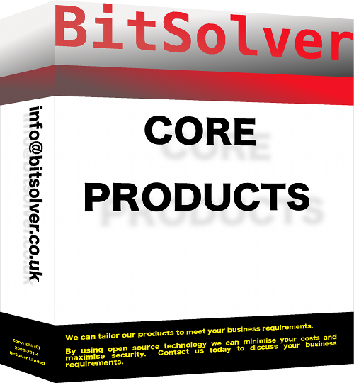 BitSolver Products.  We can tailor our products to meet your business requirements.