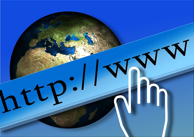 Your domain name will uniquely identify your business online.