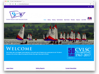 Chew Valley Lake Sailing Club