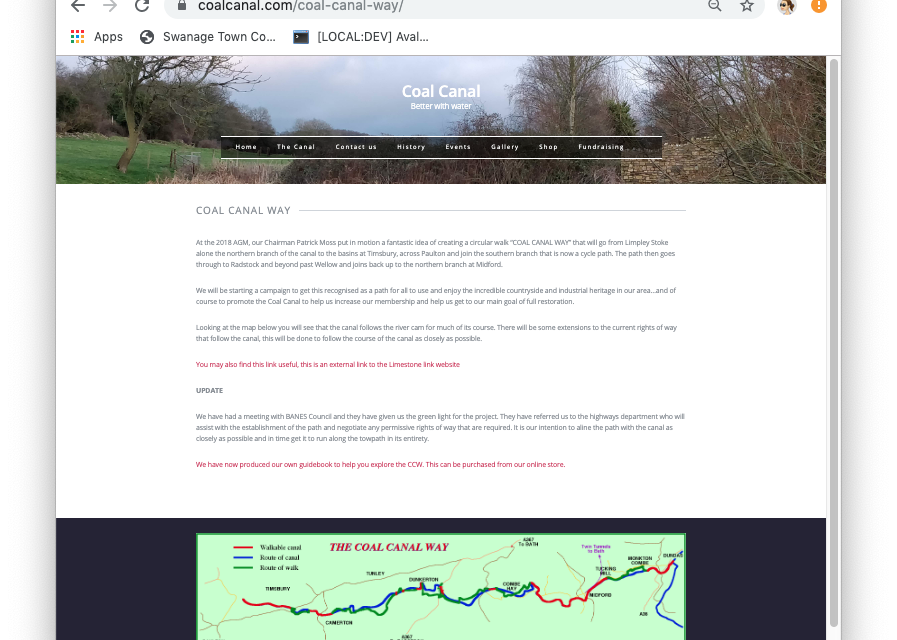 Coal Canal Way